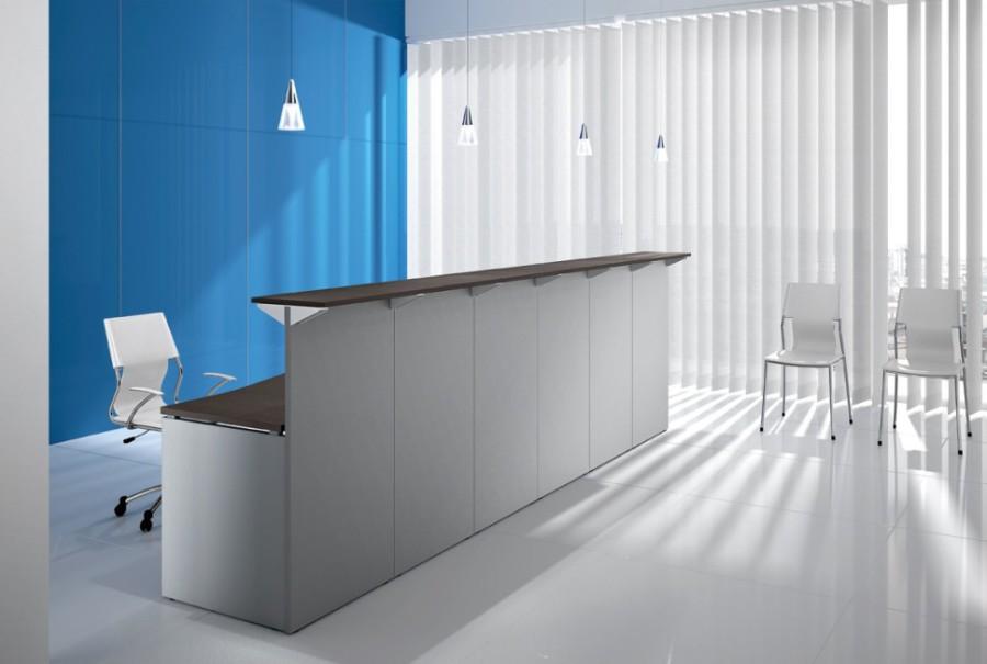 Reception ufficio viro design for Mobile reception ufficio