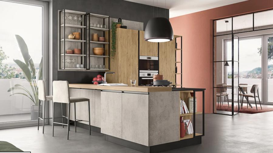 Cucina Artec Linea 2019 colombini | Viro Design